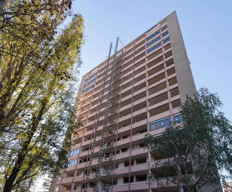 Renovation immeuble Rennes
