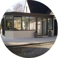 extension veranda alu