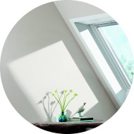 fenêtre de toit VELUX Confort