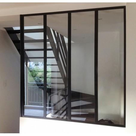 Cloison vitr e d atelier for Separation piece vitree atelier