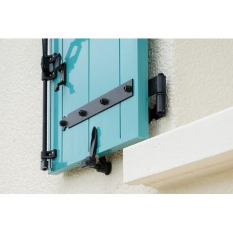 volets battants aluminium lames verticales. Black Bedroom Furniture Sets. Home Design Ideas