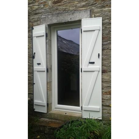 Portefenêtre PVC PL - Porte de garage sectionnelle avec fermeture porte fenetre pvc