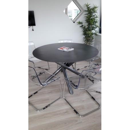 Table salle à manger - peinture poudre epoxy