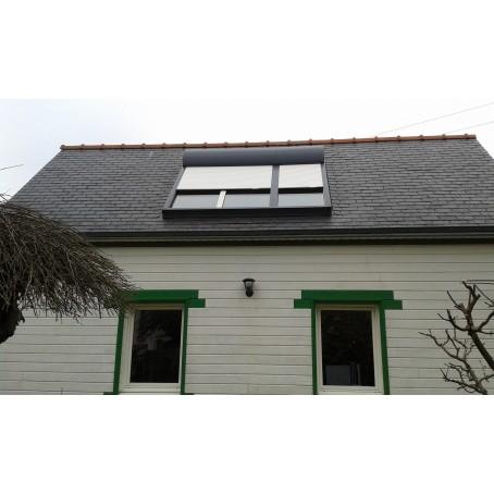 volets roulants aluminium pour toiture v randa. Black Bedroom Furniture Sets. Home Design Ideas