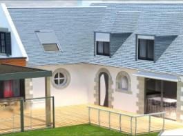 Portail, portillon, clôture, garde-corps, main courante, rambarde, terrasse composite, brise-vent, pare-vue, brise-vue, ite isolation thermique extérieure