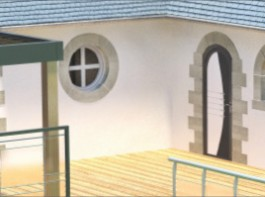 Porte d'entrée, porte de garage, porte de service, porte coupe-feu, porte automatique, domotique